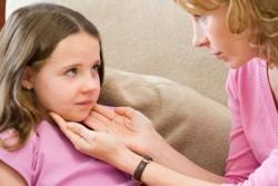 Ангина у детей. Симптомы ангины у детей. Лечение ангины у детей.