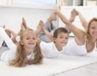 Физическое воспитание детей дошкольного возраста