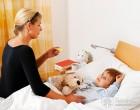 Высокая температура у ребенка. Что предпринять?